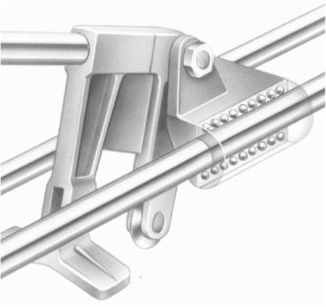 Connex Fliesenschneidmaschine PROFI 800 mm COX790143 -