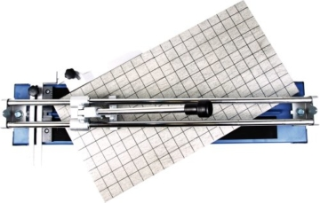 Fliesenschneidmaschine 800mm, Kugellager, verstellbarer Winkel -