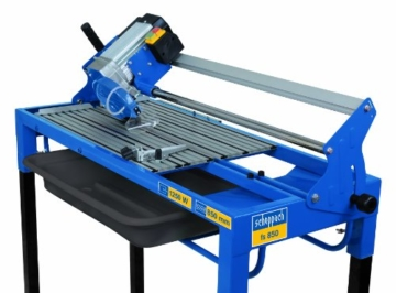 Scheppach 4906705000 Fliesenschneider fs 850 inkl. FI-Schalter  1250W, 230V50Hz -